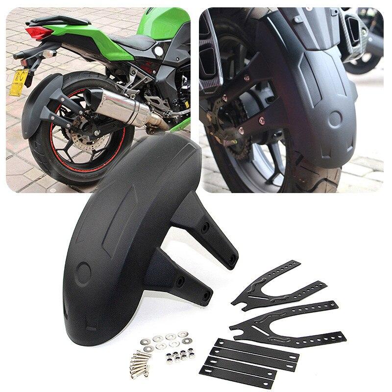 Back Mudguard Motorcycle Rear Mud Guard Gear Fender For YAMAHA MT 07 YAMAHA XJ6 HONDA STEED 400 BMW 310R HONDA INTEGRA 750