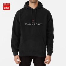 Xanarchy hoodies sweatshirts lil xan xanxiety xanarchy xanarchy gang drugs rapper soundcloud anxiety emo goth
