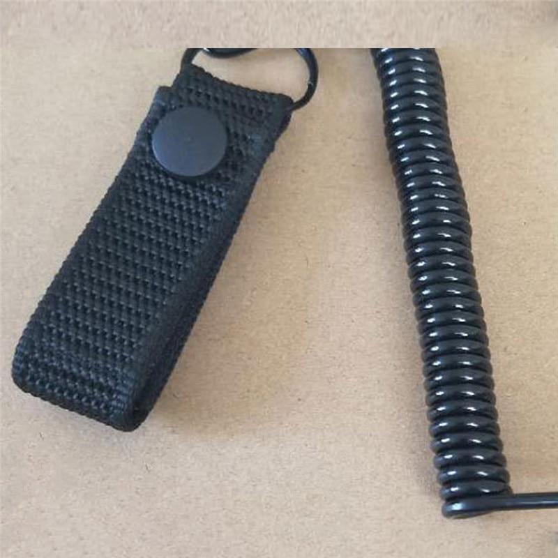 Taktična elastična vrv za vrvico, vojaška vzmetna varnostna vrv, - Lov - Fotografija 5