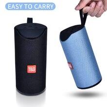 Amplificateur Audio portable Bluetooth haut-parleur colonne basse stéréo PC haut-parleurs Subwoofer centre de musique Caixa som avec radio FM USB