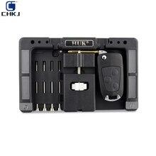 CHKJ outil de fixation des clés, outil Original de fixation des clés HUK, clé rabattable, étau de la clé rabattable, pour loutil de serrurier, livraison gratuite