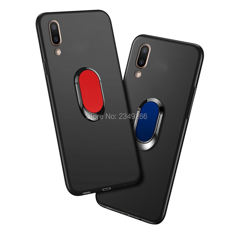 Case for Meizu E3 Cover 5.99 inch Soft Black Silicone Cover for Meizu E3 4GB/6GB RAM 64GB/128GB ROM