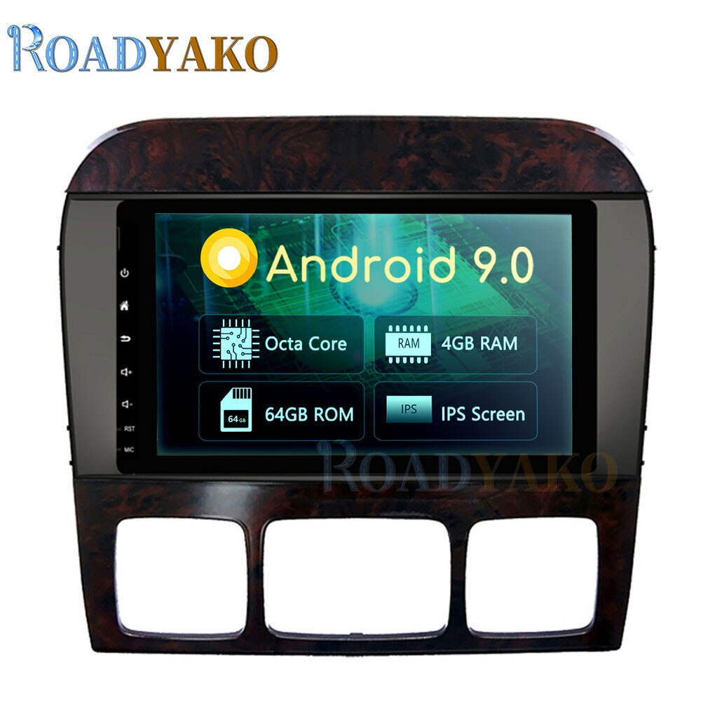 Radio de coche con Autoradio Android 9,0 para Fiat Croma 2005-2012, reproductor de DVD estéreo para coche, navegación Multimedia, GPS, dispositivo de localización, 2 Din