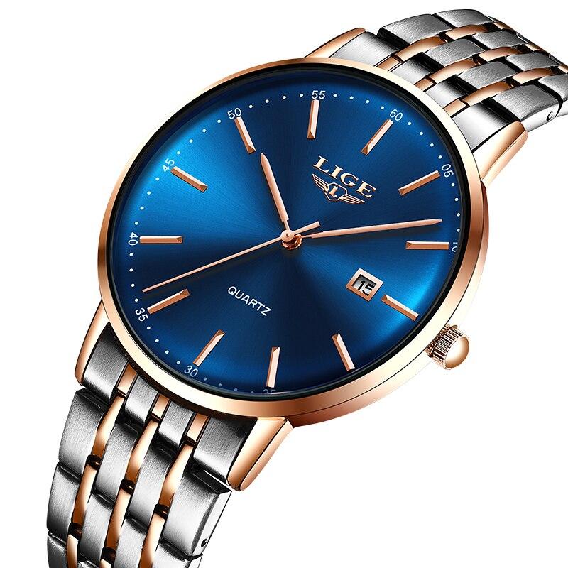 Women Watch Top Luxury Brand Casual Watches For Women Quartz Wrist Watch Ladies Bracelet Waterproof Date Clock Relogio Feminino enlarge
