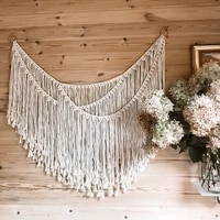 bohemian hand woven tapestry home decor room decor wedding decor tapestry hangings