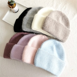 Autumn Winter Hat For Men Women Warm Trendy Ear Protection Cap Personalized Fashion Hats Korean Casual Style Caps Solid Color