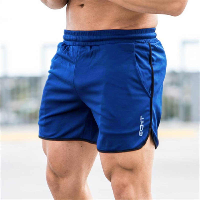 AliExpress - 2020New Summer Running Shorts Fashion Sports Male shortsJogging Fitness Shorts Basketball Quick Drying Man Gym Man Shorts