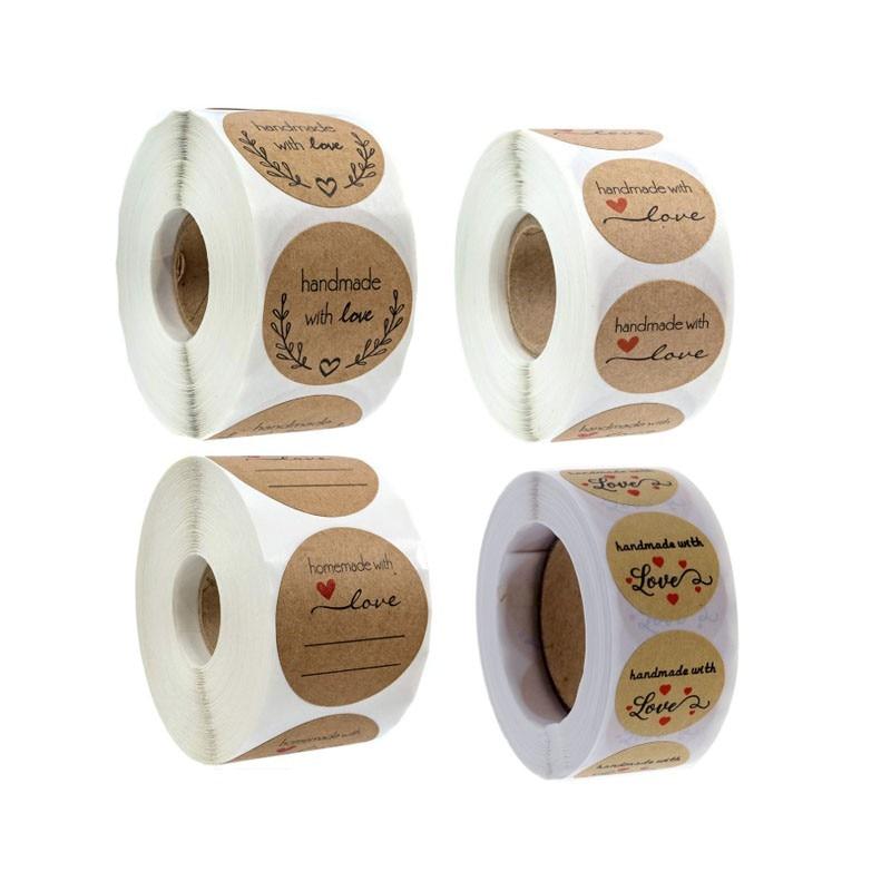 500pcs-rotonda-naturale-kraft-thank-voi-con-il-cuore-sticker-seal-labes-fatto-a-mano-con-amore-adesivo-di-carta-scrapbook-sticker