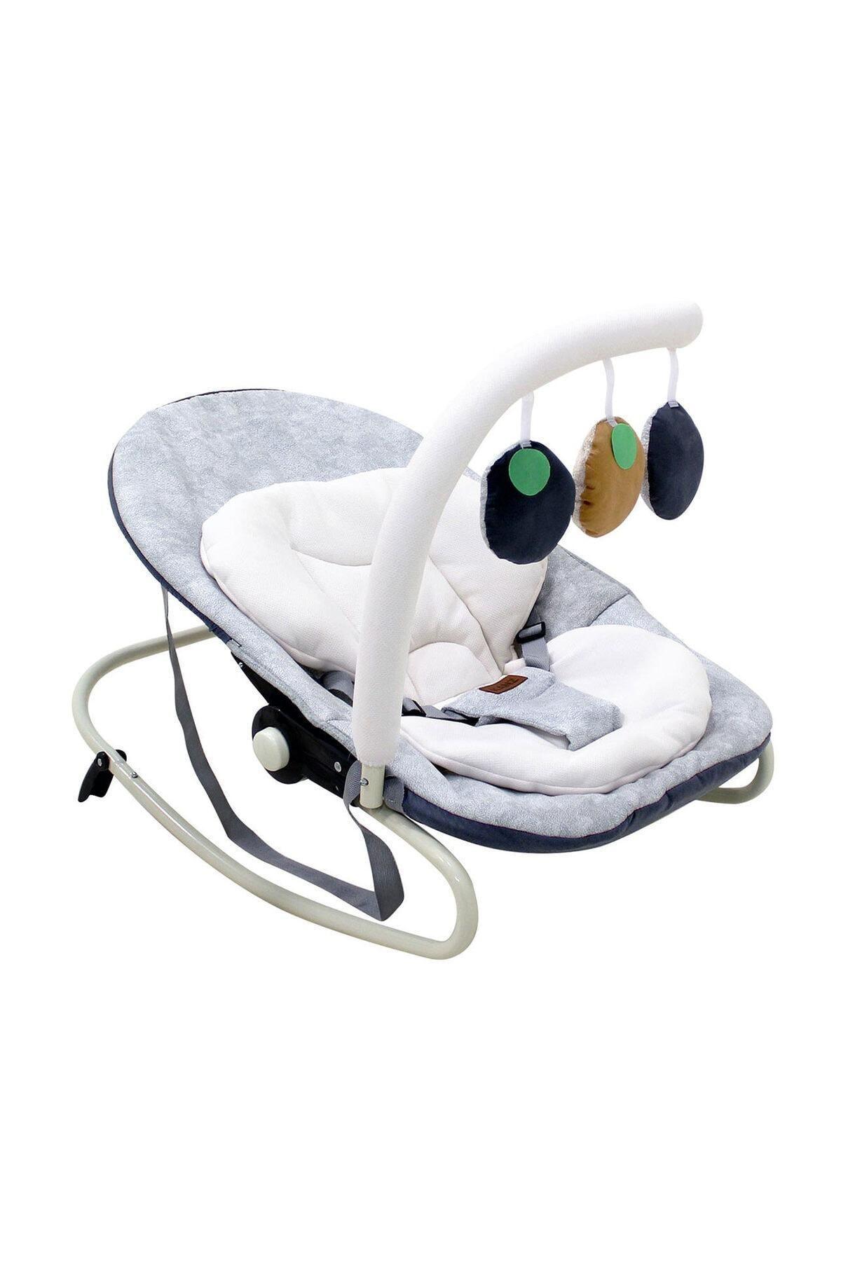 Детское кресло-качели для новорожденных из нейлоновой ткани