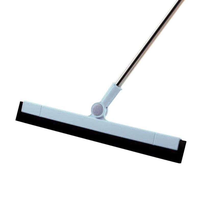 Rascador de limpiaparabrisas mágico 180 grados herramientas de Limpieza de piso de escoba giratoria