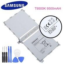 T9500K T9500C T9500E T9500U batterie dorigine Samsung pour Samsung Galaxy Note Pro 12.2 SM-P900 P901 P905 9500mAh