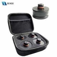 BENOO 4 PCS POM Material Lifting Jack Pad for Tesla Model 3 with a Storage Case For Tesla Model 3 Accessories Jack Pad Adapters
