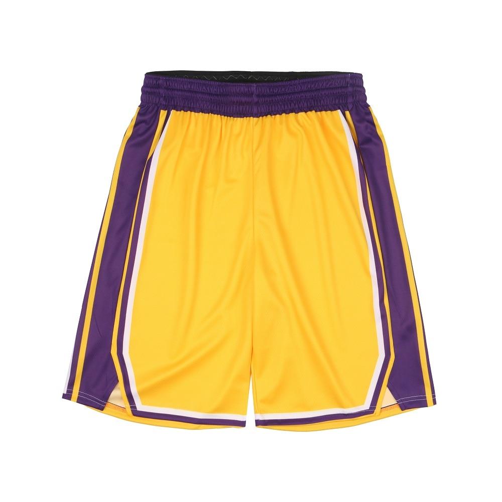 A & N TD BOL Hommes basket-Ball Américain Court los angeles Équipe Impression Numérique Short Sport Pantalones Cortos Hombre court panier