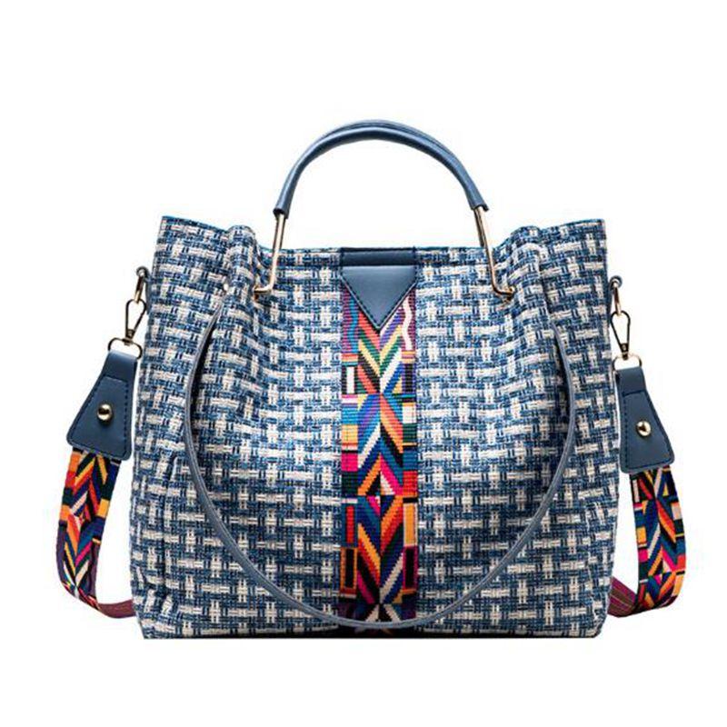 2020 bolsas de luxo bolsas femininas designer 2 peça conjunto alta capacidade de viagem bolsas couro do plutônio ombro sacos crossbody para as mulheres