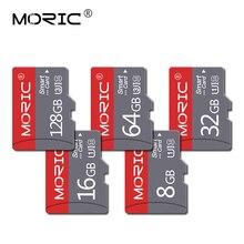 100% carte Micro SD Moric originale Class10 TF carte 256GB 128GB 32GB 64GB 256GB 16G 8GB 4GB carte mémoire pour téléphone portable et table