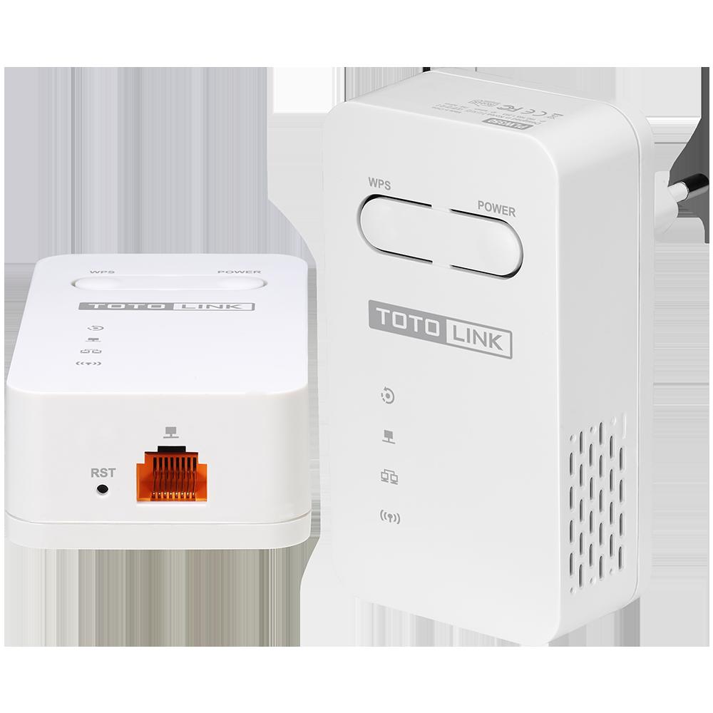 TOTOLINK-Adaptador Extensor de red para el hogar, enrutador con cable de 100Mbps,...