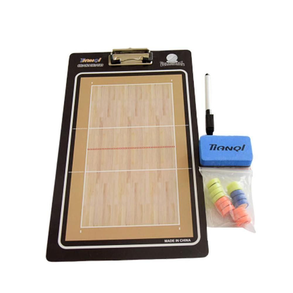 Training Coach Plate Teaching Volleyball Tactical New Board Coaching Magnetic Match Coach Tactical Board Match Training Teaching недорого