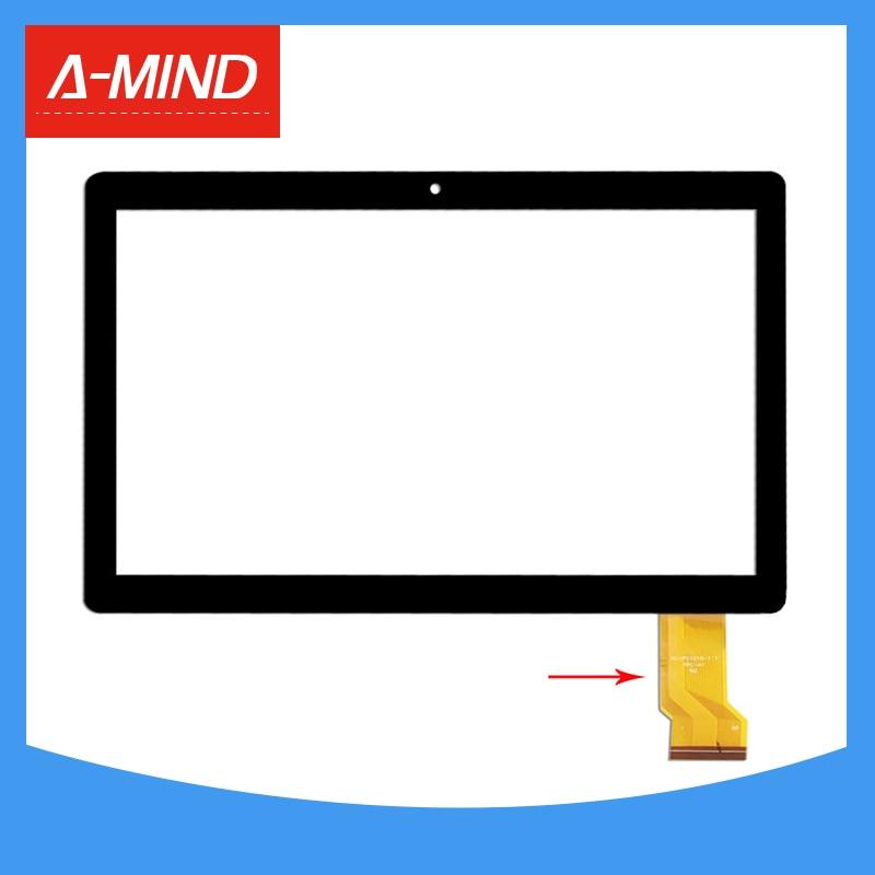 10.1 Polegada painel de sensor digitador da tela toque para multilaser m10a ML-SO13 s013 lite nb267 nb268 nb331 tablet externo multitouch