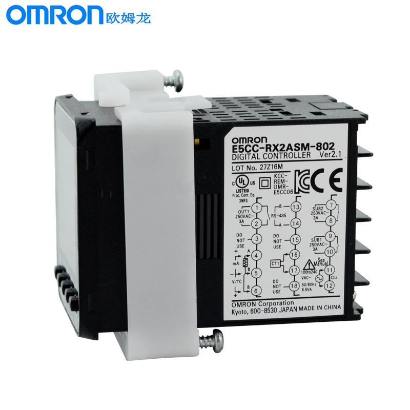 اومرون متحكم في درجة الحرارة E5CC-RX2ASM-800 E5CC-QX2ASM-800 /880/801/802
