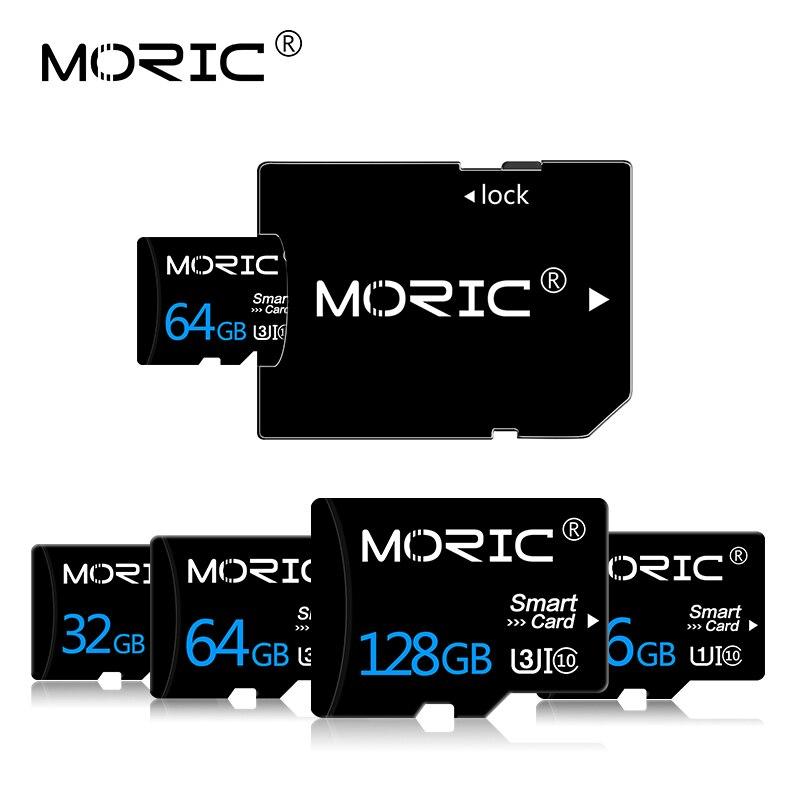 Micro SD Card Memory Card Free adapter cartao de memoria Moric  Class10 carte sd memoria 256GB  128GB 32GB 64GB 256GB 16G  8GB 4