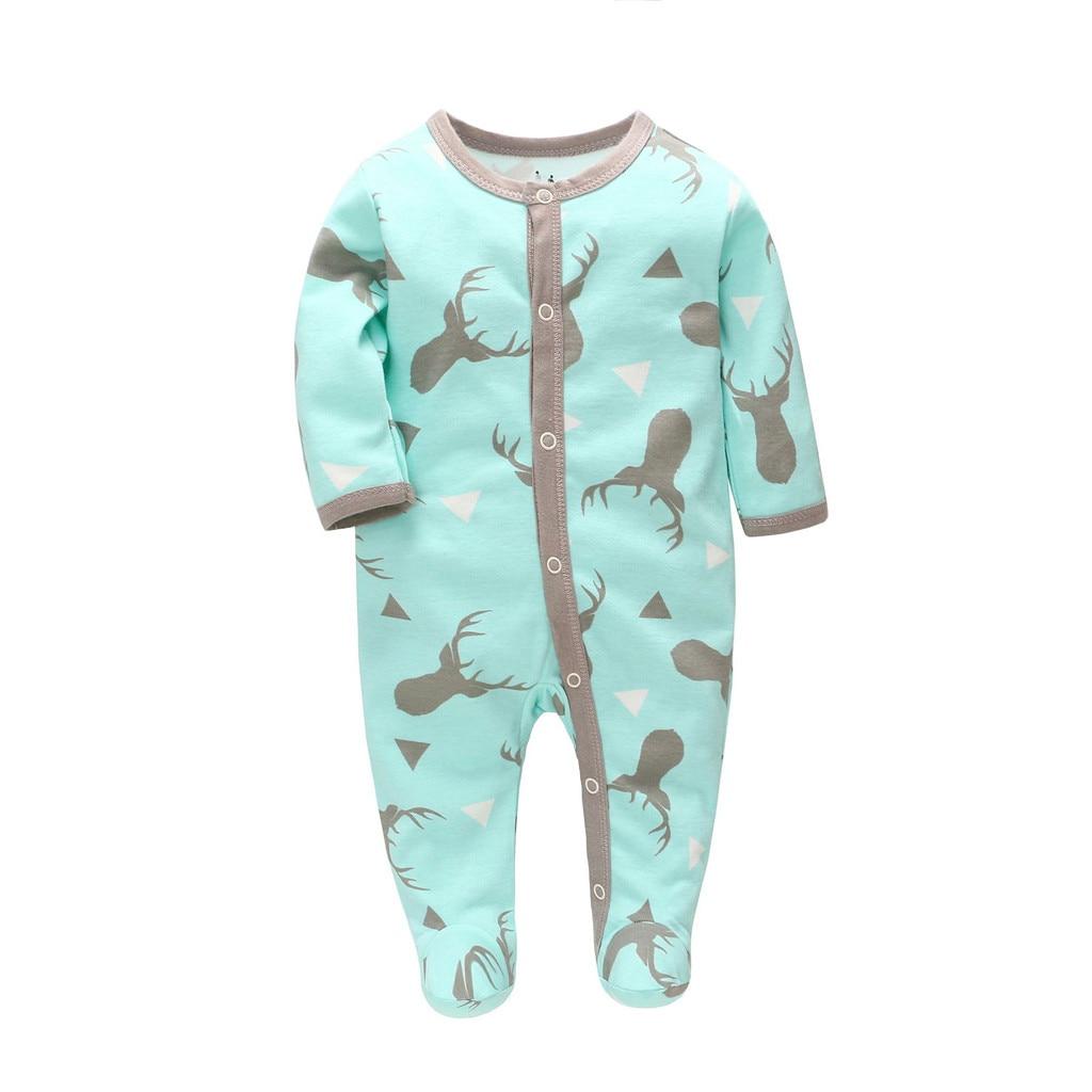 Ropa para bebé niña, pelele para bebé niña, Pelele de invierno pudcoco, disfraz de halloween, mono, mono, kombinezon dziecko de dibujos animados Z4