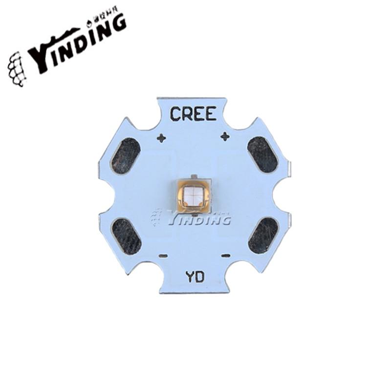 5 piezas Corea LG 3535 3W de alta potencia led diodo emisor de luz 450-455NM luz azul zafiro lámpara de pesca linterna fuente de luz