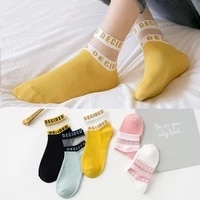 1 pairs women printed low cut socks low cut invisible breathable boat ankle socks