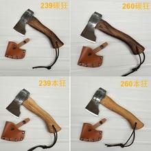 Hache de pioche forgée à la main hache de forêt scandinave hache faite à la main TOMAHAWK VIKING hachette outils de CAMPING hache