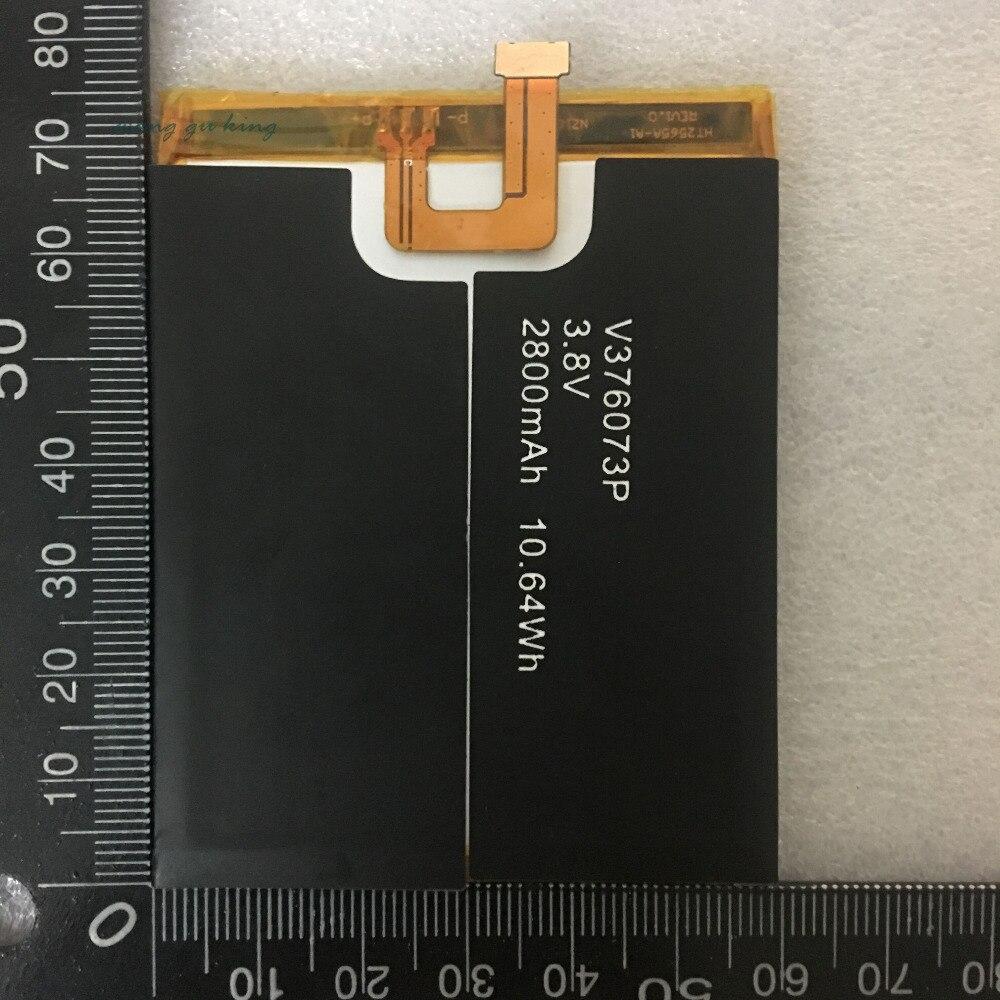 100% New Original 2500mAh Battery For Blackview A10 Waterproof Smart Mobile Phone li-ion Battery 5.0inch Blackview A10 недорого