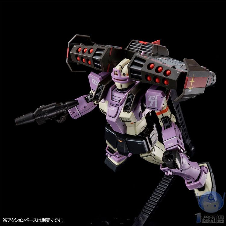 Original Gundam origen MSD modelo PB HG 1/144 GTO RGM-79KC GM interceptar de desencadenado traje móvil juguetes de los niños