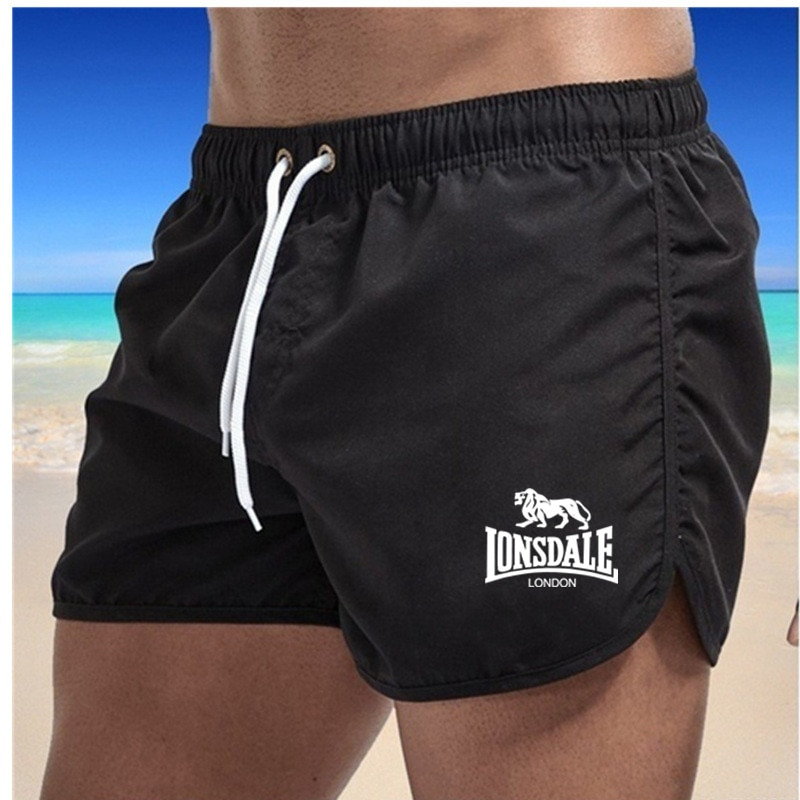 Summer Shorts Men Fashion Brand fitness exercise beach Breathable Male Casual Comfortable Shorts For Men