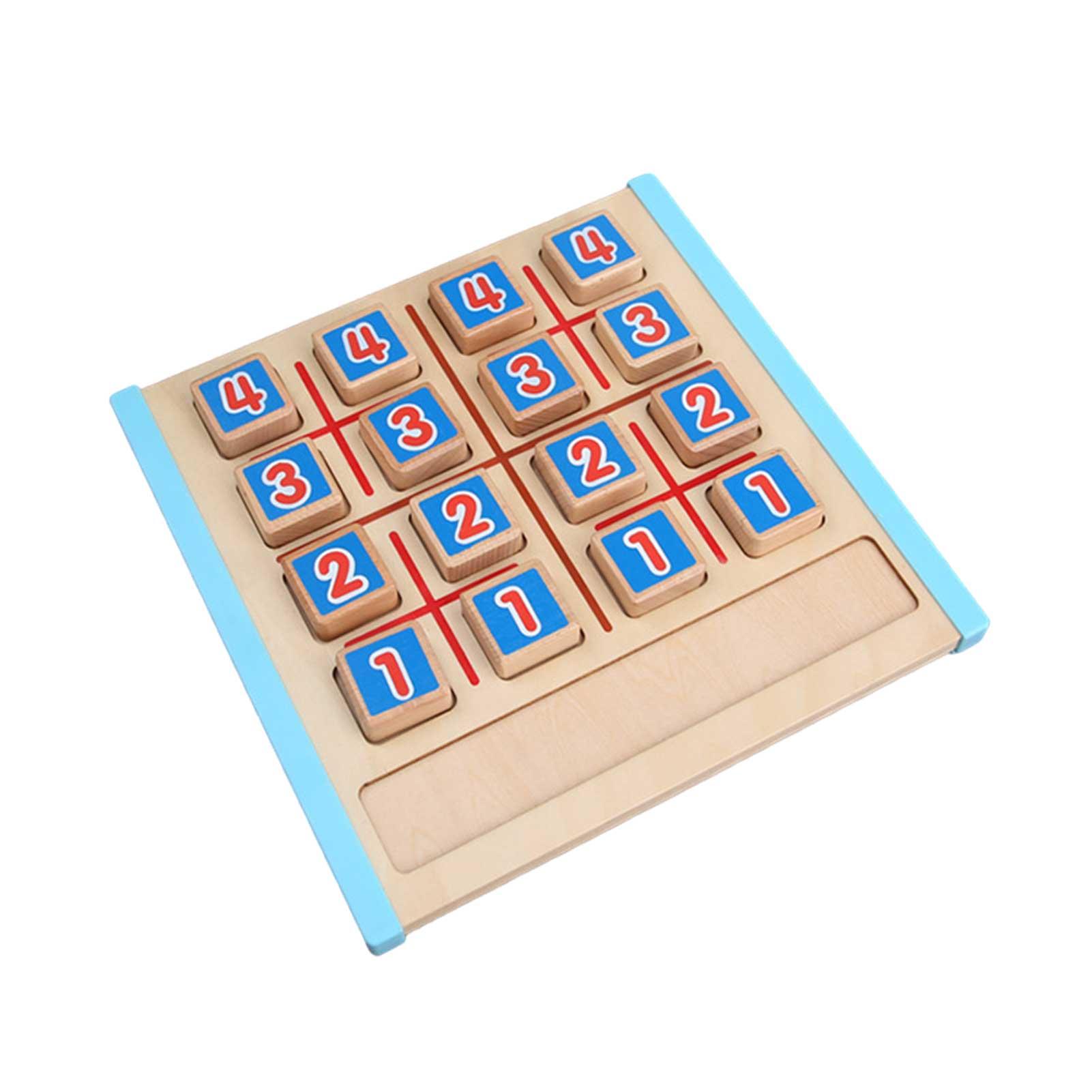 Фото - Судоку настольная игра развивающая логическое мышление головоломка игрушка для детей Обучающие Настольные игры настольные игрушки интелл... настольные игры bradex настольная игра пальчиковый футбол
