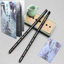 Accessoire de Cosplay de Wei Wuxian Mo Dao Zu Shi grand maître de la culture démoniaque accessoire de Cosplay clé de flûte de Wei Wuxian C/D/E/F/G