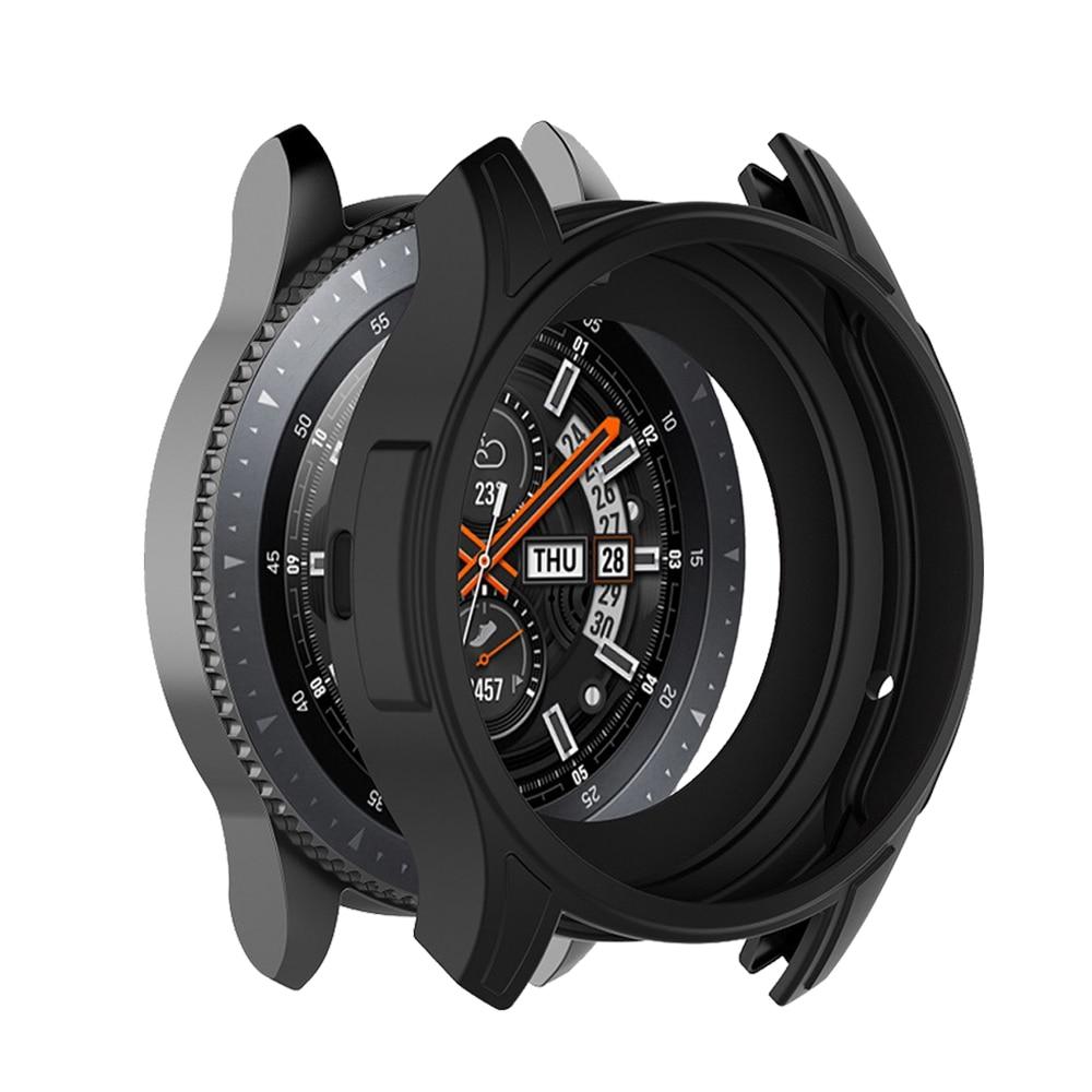 Gear S3 Frontier-funda protectora de silicona para Samsung Galaxy Watch, 46mm, gear...