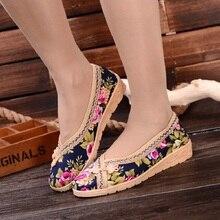 Zapatos planos para dama Cresfimix, bonitos y cómodos de primavera, zapatos planos para dama, bonitos zapatos planos de color rojo vino, zapatos planos para mujer de talla grande, calzado antideslizante a302