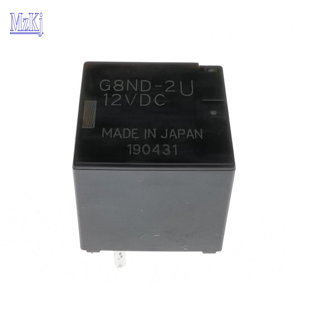 5 шт. G8ND 12 В новая Оригинальная фотолампа 12 В постоянного тока 8 контактов