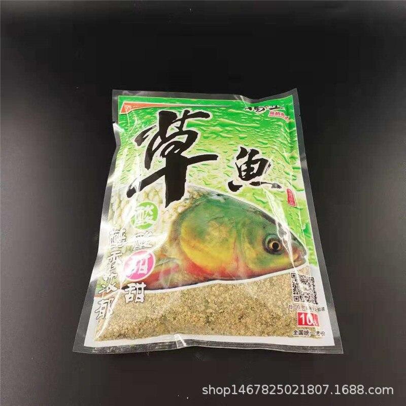 Cebo alimenticio para peces, cebo alimenticio, alimento para peces, agente para peces, bolsa de 250G/80