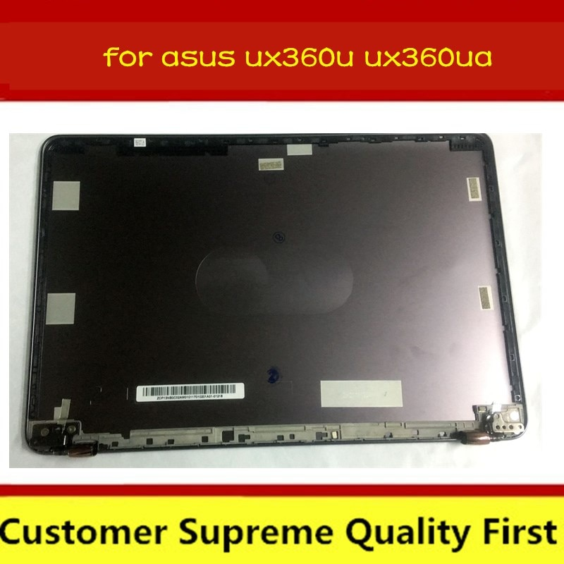 Cubierta trasera LCD para ASUS UX360 Series UX360UA 13NB0BA1AP0501, carcasa A