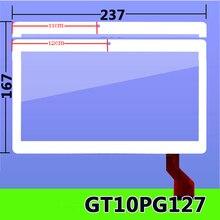 Nieuwe Touch Screen Panel Digitizer Voor Mediatek ZH960 T906 T 906 Xgody T1003 Glas Sensor Vervanging Gratis Verzending
