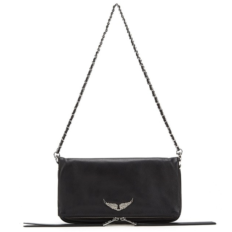 تريند وينغز زينت حقيبة يد المرأة حقيبة كتف جلدية Crossbody سلسلة حقيبة السيدات حقائب اليد حقيبة ساعي حقيبة المرأة كيس فام