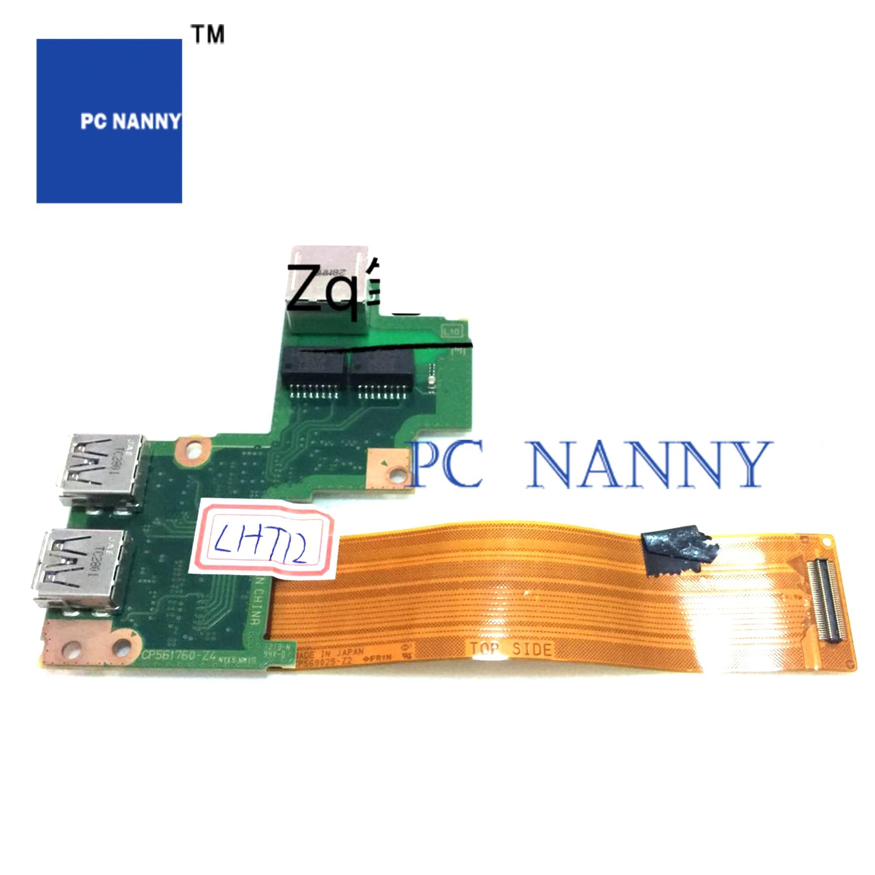 Pcnوالماني لـ Fujitsu LH772 ، usb ، لوحة lan