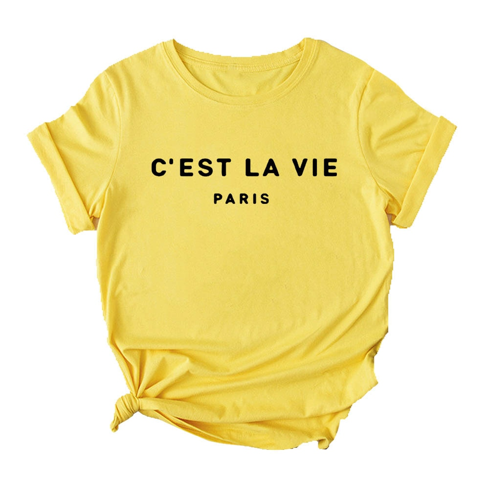 Camiseta de las mujeres de verano de 2021 Camiseta de manga corta...
