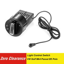 14PIN головной светильник, противотуманный светильник, переключатель управления для авто автомобиля для VW Golf Mk4 Passat B5 Polo, автомобильный Стайлинг 3BD941531 1C0941531 3BD941531A