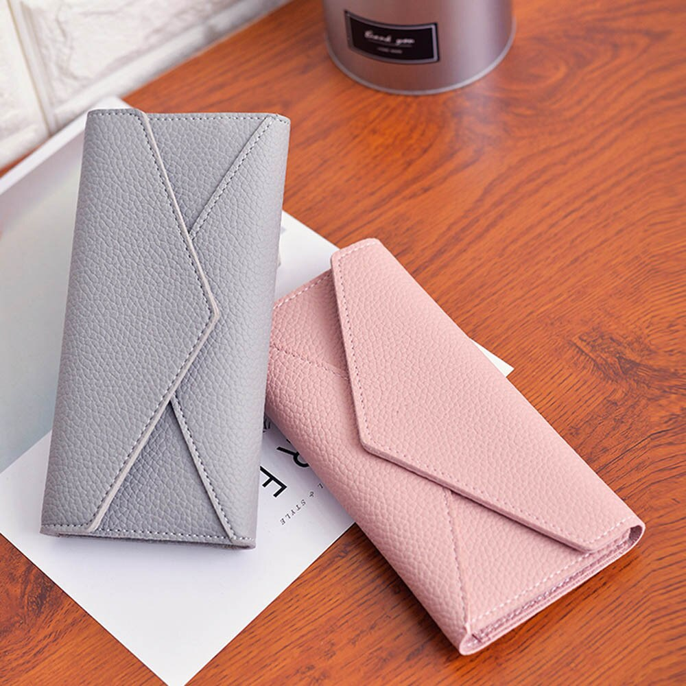 2019 New Fashion Girls Wallet Women Daily Use Clutches Handbag High Quality Clutch Purse Fashion Han