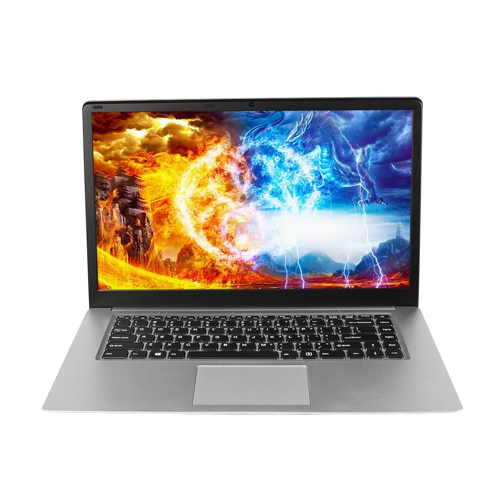15.6 Inch Fingerprint Unlock Metal Laptop Portable Business Office PC Computer New Gaming Netbook Students SSD Netbook