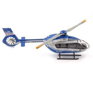 Airplane Model for Kid 1:87 Airbus Helicopter H145 Polizei Schuco Aircraft Model for Fans Christmas Gifts
