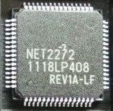 2 uds NET2272 NET2272REV1A-LF QFP64