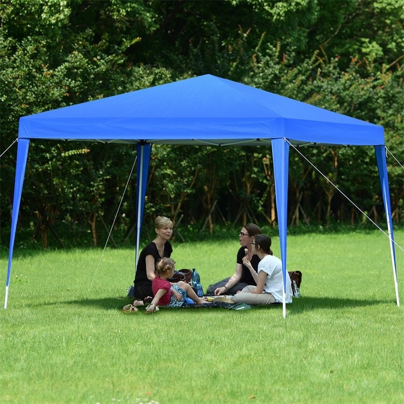 Toldo Gazebo plegable portátil para exteriores, toldo, tienda de Patio, alta calidad, altura impermeable, ajustable, muebles para exteriores OP 3588