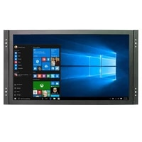 13 3 inch tft wide lcd open frame industrial monitor 1920x1080 with vga hdmi input