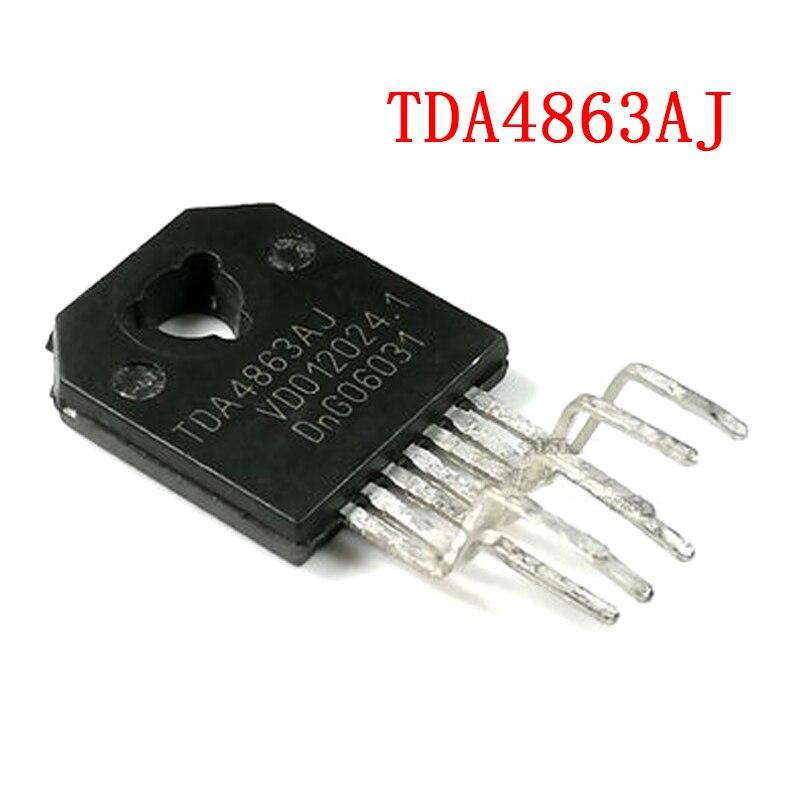 5 unids/lote TDA4863AJ TDA4863 TDA 4863 ZIP7 IC CHIP